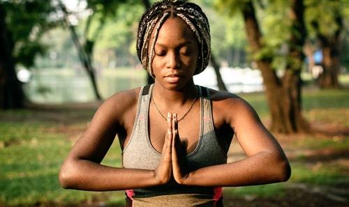 Meditation for at undgå stress