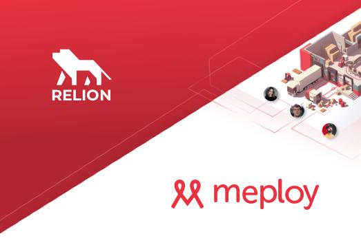 Meploy integration til Relion