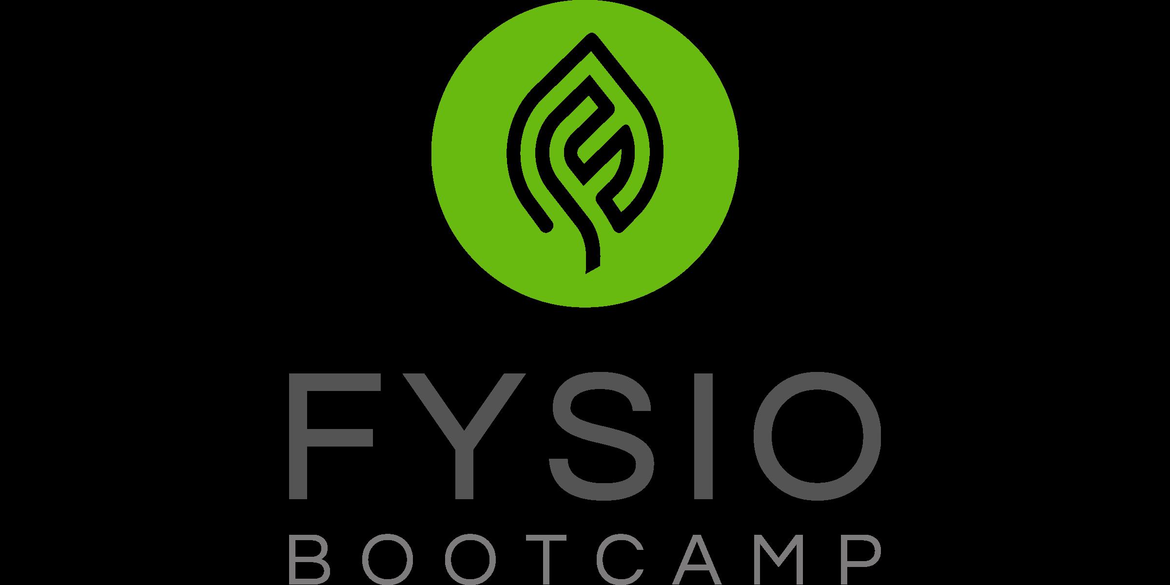 Fysio Bootcamp logo